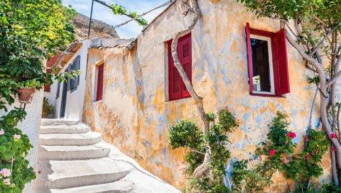 Stedentrip Athene straatje