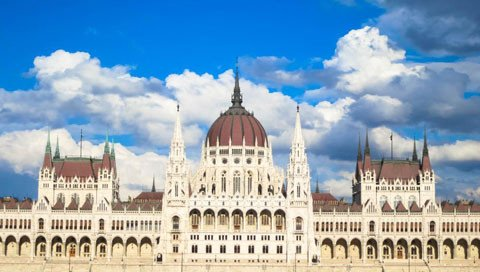 stedentrip BUDAPEST parlement