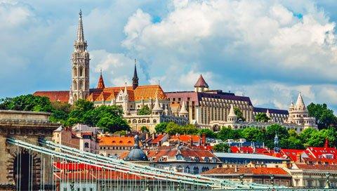 stedentrip BUDAPEST toren