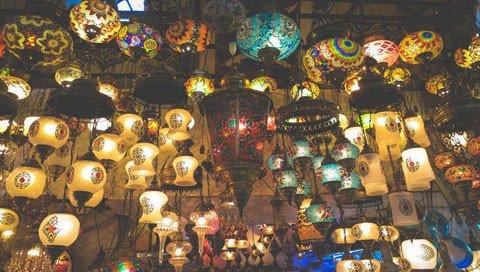 stedentrip ISTANBUL lampjes