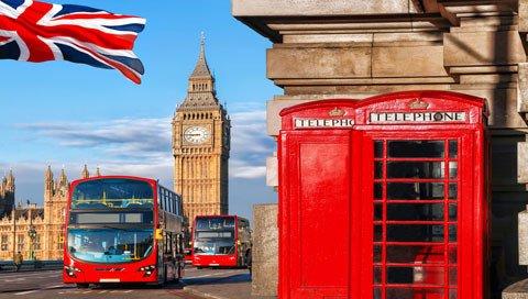 stedentrip LONDEN algemeen