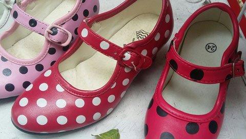 spaanse schoentjes