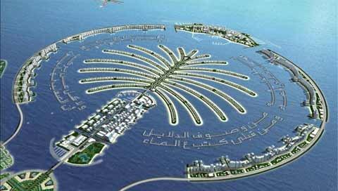 incentive DUBAI palmeiland