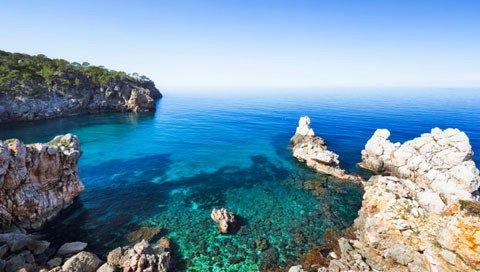 incentive IBIZA blauwe zee
