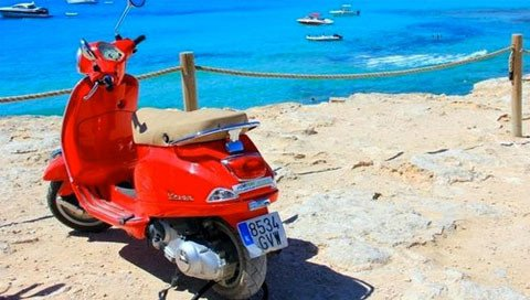 incentive Ibiza Scooter