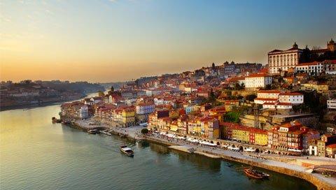 Uitzicht Porto