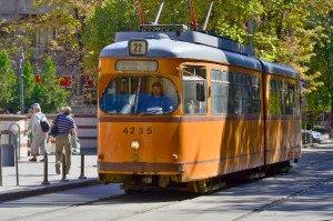 SOFIA - tram