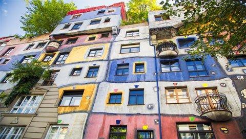 stedentrip WENEN kleuren