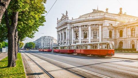 stedentrip WENEN trein