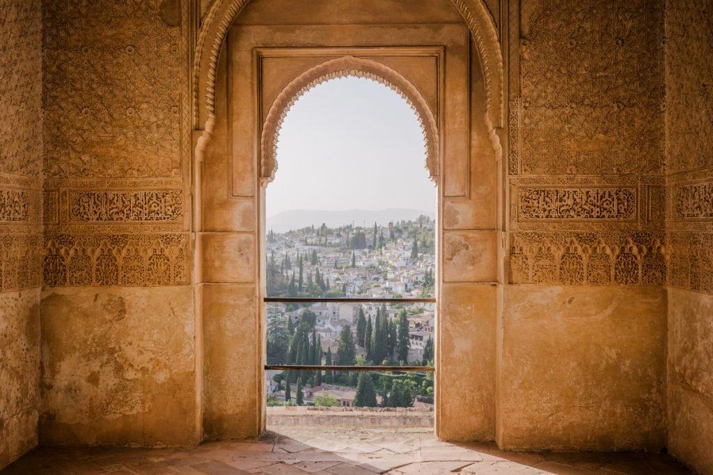 bezienswaardigheden granada alhambra